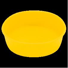 Форма для выпечки желтого цвета