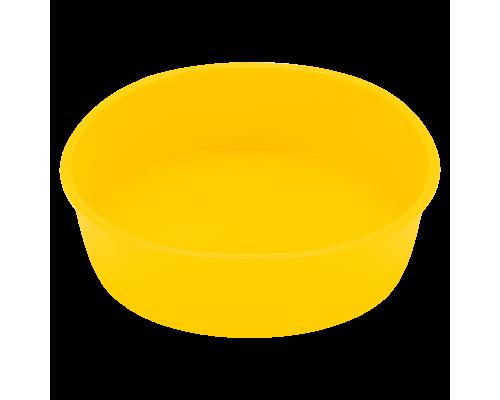 Форма для выпечски желтого цвета