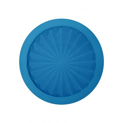 """Форма силиконовая """"Diamond"""" голубого цвета"""