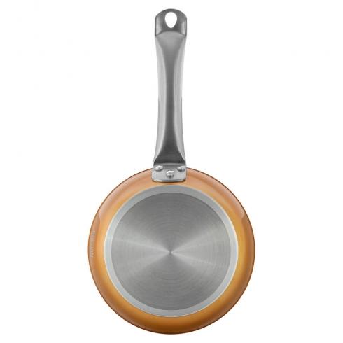 Сковорода 18 см Lunar Copper кованая из алюминия, полная индукция