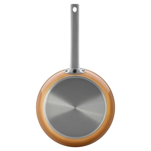 Сковорода 20 см Lunar Copper кованая из алюминия, полная индукция