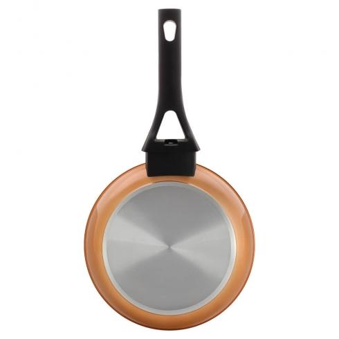 Сковорода 22 см Venus Copper кованая, полная индукция