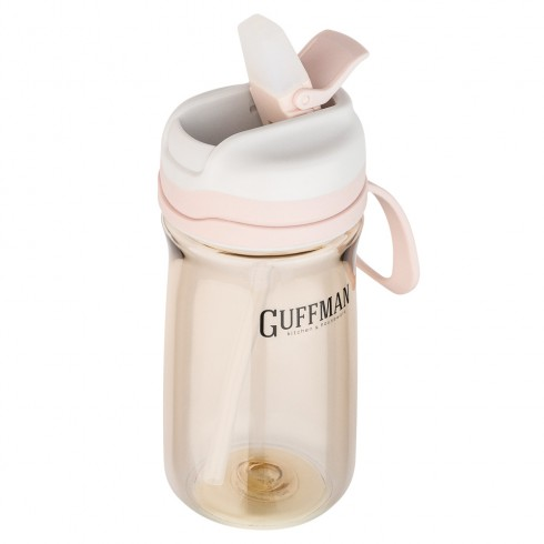 Бутылочка 450 мл Smart KID, розовая