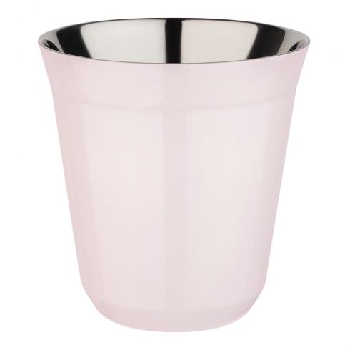 Термостаканы 160 мл Sky Cafe, 2 шт, розового перламутрового цвета